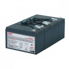 Cartus baterie de rezerva APC pentru UPS 336 VAh Negru