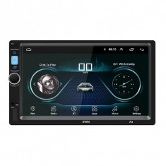 Navigatie universala 2Din, dvd mp3/mp5 player auto ANDROID 8.1 GO, GPS, Wifi, Play Store, Bluetooth