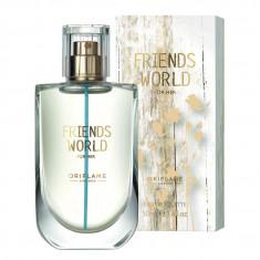 Apă de toaletă Friends World pentru ea (Oriflame)