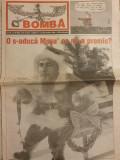 ziarul bomba 17-23  decembrie 1996-ziar umoristic