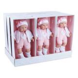 Păpușă bebeluș cu accesorii Cry Babies RosaToys (30 cm)