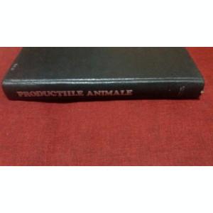 M STANCIULESCU - PRODUCTIILE ANIMALE