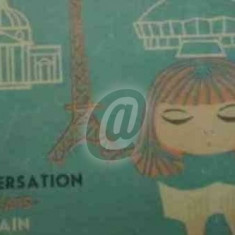 Guide de conversation francais-roumain (1966)