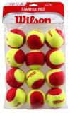 Starter Red Mingi tenis de camp pentru copii, rosii 1 buc