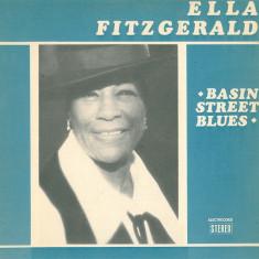 Ella Fitzgerald - Basin Street Blues (Vinyl)