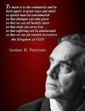 Jordan B. Peterson: Jordan Peterson Notebook College Ruled (7.44x9.69) 100 Pgs