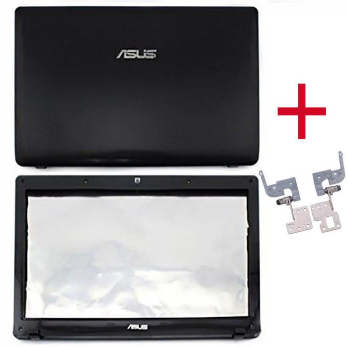 Carcasa Display Completa cu Rama si Balamale Laptop Asus X52F