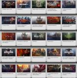 Vand cont GoG cu 95 jocuri