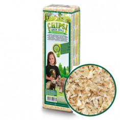 Chipsi Green Apple 15 L, Asternut igienic rozatoare
