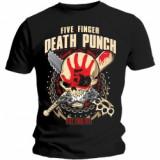 Tricou Unisex Five Finger Death Punch: Zombie Kill
