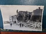 Bucurestiu bombardat in al II lea razboi mondial, 9 x 14 cm