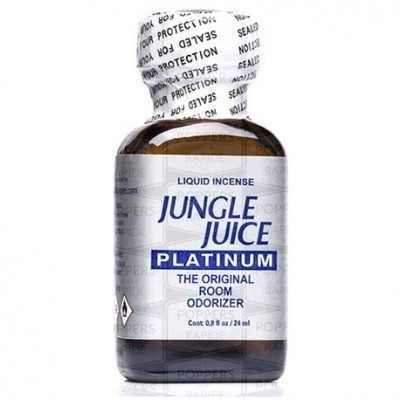 Jungle Juice Platinum Poppers*** 24ml, aroma camera, ORIGINAL, SIGILAT, rush, popers foto