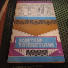 SCANTEIA TINERETULUI AN 1983 H3