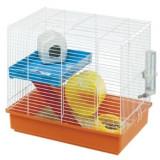 Ferplast Cusca Hamster Duo Alb, 46x29x37.5cm