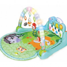 Salteluta de joaca interactiva pentru bebelusi Hola Toys
