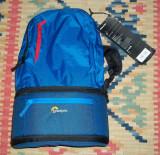 geanta/ rucsac Lowepro Passport Duo Backpack (nou cu eticheta)