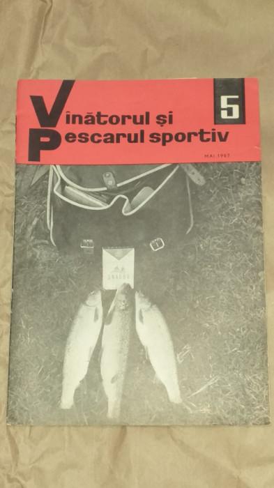 REVISTA VANATORUL SI PESCARUL SPORTIV         Nr.5 Mai 1967