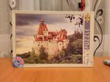 Puzzle Castelul Bran - 500 piese
