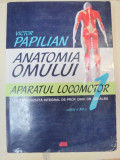 ANATOMIA OMULUI.APARATUL LOCOMOTOR-VICTOR PAPILIAN EDITIA A 12-A VOL 1 REVIZUITA INTEGRAL DE ION ALBU