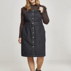 Ladies Denim Dungarees Dress Urban Classics XXXL EU