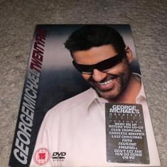 DVD George Michael -  twenty five
