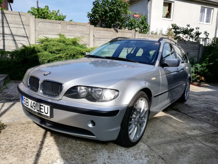 Bmw Seria3 e46 320d Facelift