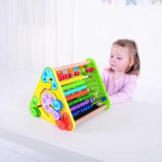 Centru de activitati - litere si imagini in engleza PlayLearn Toys