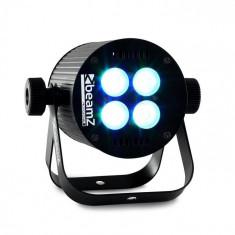 Beamz LED PAR efect de lumină, 4 x 8 W LED RGB DMX