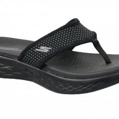 Papuci pentru Skechers On The Go 600 15300-BBK pentru Femei, 35 - 41, Negru