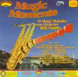 VINIL SELECTII   Orchester Billy Vaughn – Magic Moments  LP VG++