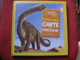 Prima mea carte despre dinozauri - National Geographic Kids - carte noua