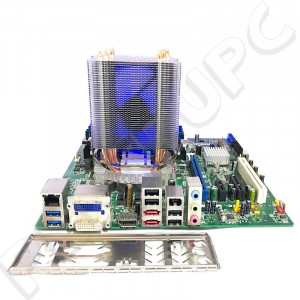 FACTURA + GARANTIE! Kit Intel DQ67SW + i5 2500 + Cooler LED Nou 4 x DDR3 USB 3.0