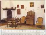 bnk cp Sinaia - Casa memoriala George Enescu - Sala de muzica - necirculata