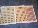 Set coli timbre românia nestampilate mnh  2005 ceramica romaneasca ll