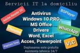 Instalez Windows 10/8.1/7/Office/Setari Router Wireless/Alte servicii