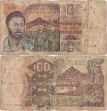 1975 (24 IX), 100 pesos (P-2a) - Guineea-Bissau!
