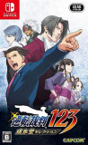 Joc Phoenix Wright Ace Attorney 123 Switch