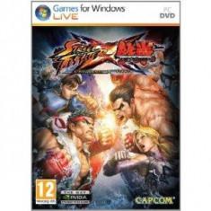 Street Fighter X Tekken PC