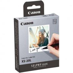 Hartie Foto Canon Selphy XS-20L 20 Coli