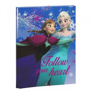 Dosar Anna si Elsa cu elastic