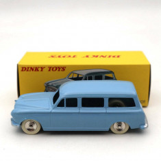 Macheta Familiale 403 Peugeot  - Dinky Toys