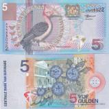 Suriname 5 Guldeni 01.01.2000 UNC