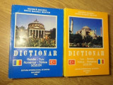 DICTIONAR ROMAN-TURC SI TURC-ROMAN-A. BAUBEC, DENIZ BAUBEC GEFER
