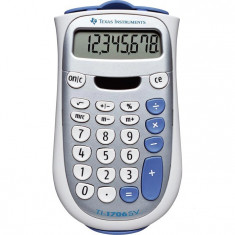 Calculator de birou Texas Instruments TI-1706 SV, 8-digit