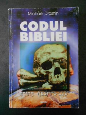 MICHAEL DROSNIN - CODUL BIBLIEI foto