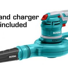 TOTAL - Suflanta - 2.7m3/h - Li-Ion - 20V (NU include acumulator si incarcator) - MTO-TABLI2001