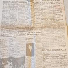 ziarul universul 3 iunie 1945-art. ziaristii in fata tribunalului poporului
