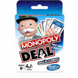 Carti de Joc Monopoly Deal in Limba Romana