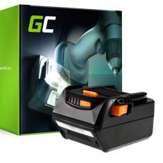 Cumpara ieftin Acumulator pentru AEG L1830R B1820R 18V 4Ah Green Cell