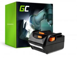 Acumulator pentru AEG L1830R B1820R 18V 4Ah Green Cell